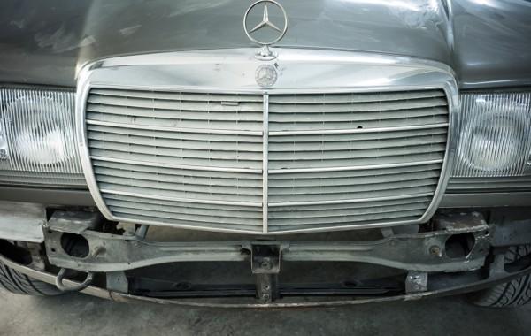 1985 Mercedes 300TD Restorasyonu