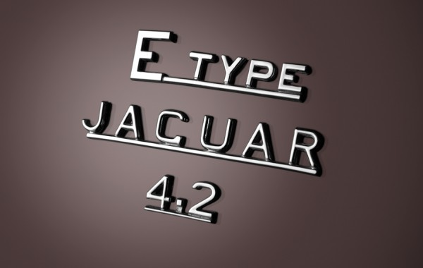 1970 Jaguar Restorasyon