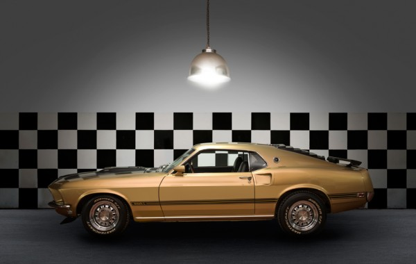 Mustang Restorasyon