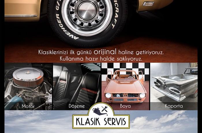 TR Classic Car – Nisan 2014