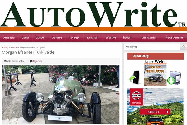 Autowrite – Haziran 2017