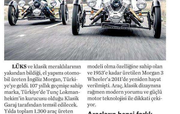 Vatan Gazetesi – Temmuz 2017