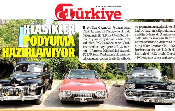 Türkiye – Mayıs 2018